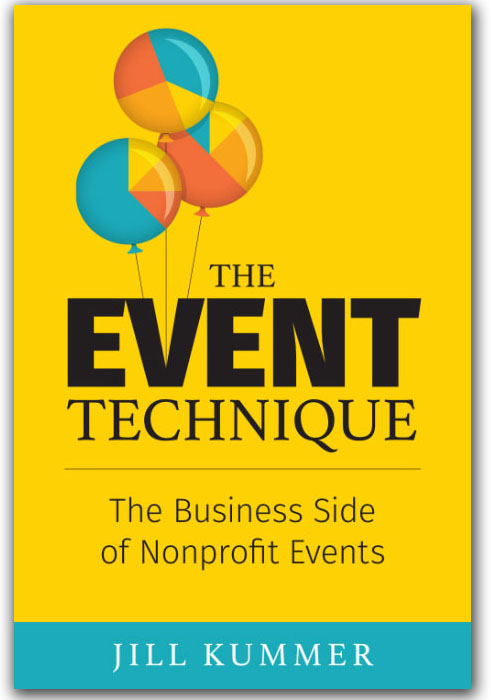 Front cover of The EVENT Technique book