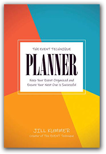 Front cover of The EVENT Technique Planner