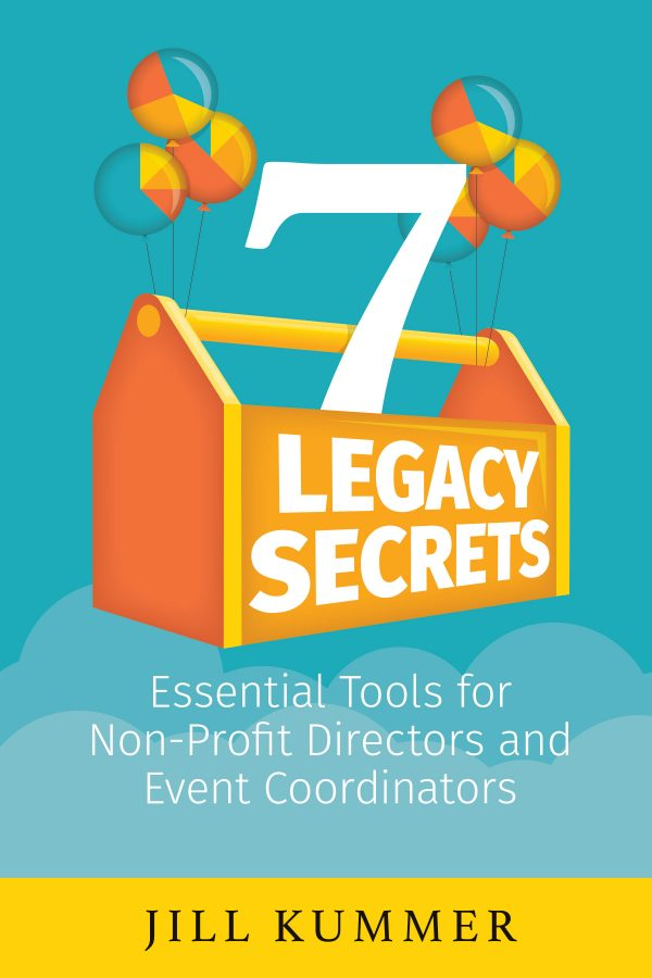 7 Legacy Secrets book front cover